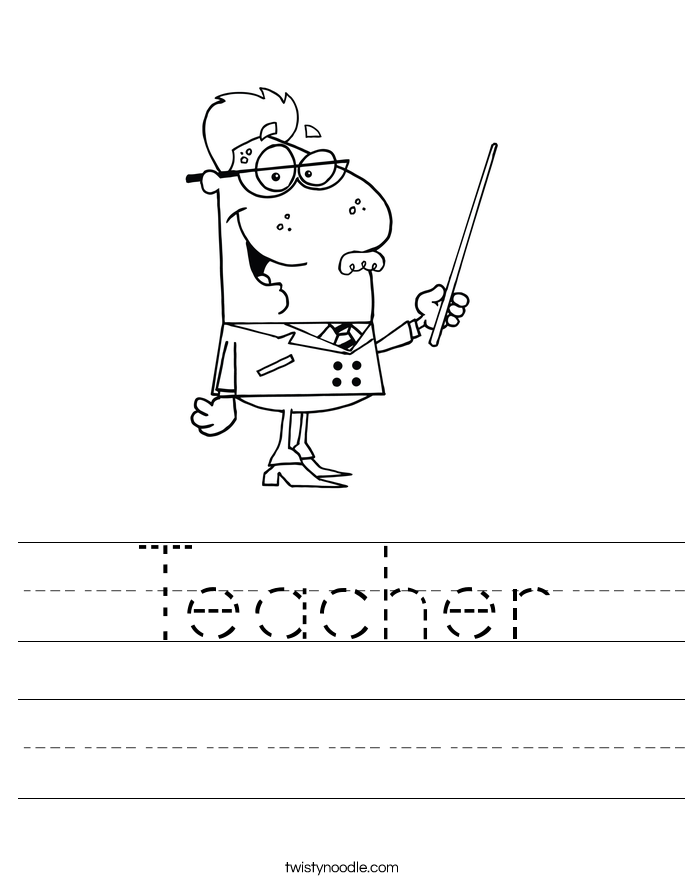 Printables Teacher Worksheet teacher worksheet twisty noodle worksheet