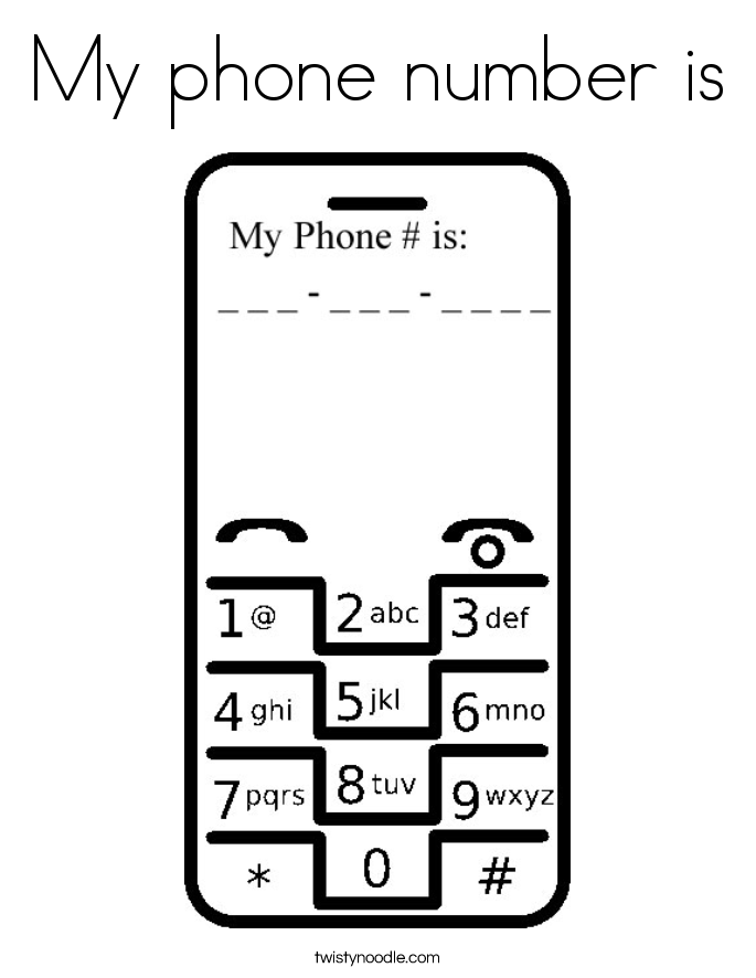 What Are The Letters For My Phone Number