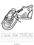 I love the YMCA! Worksheet