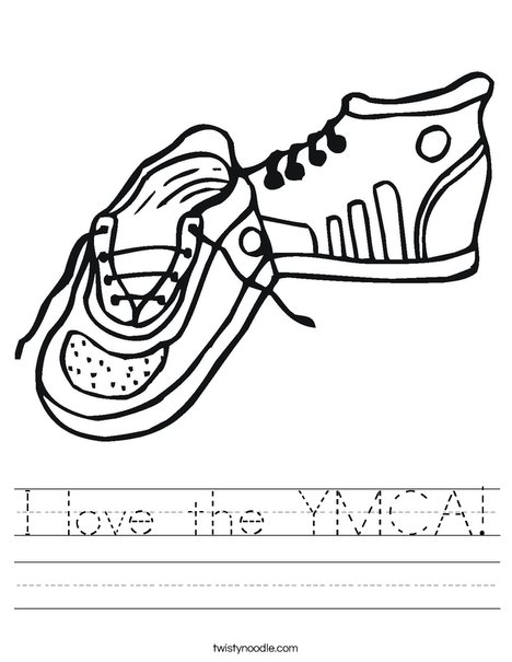 Tennis Shoes Worksheet