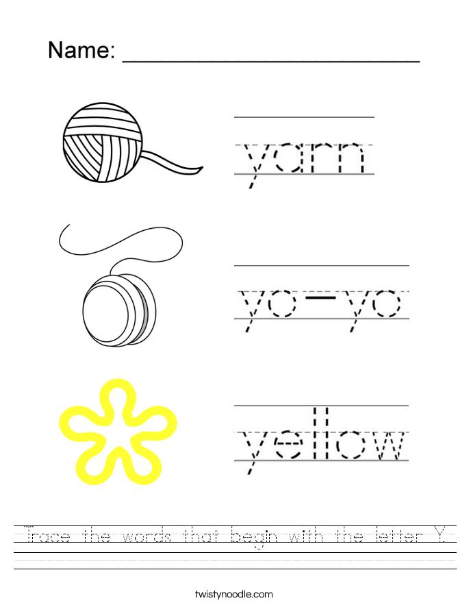 letter y worksheets Termolak – Letter Y Worksheets Kindergarten