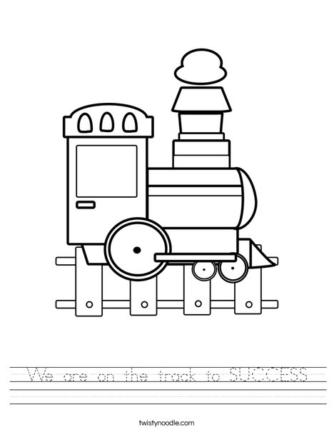 Train Worksheet