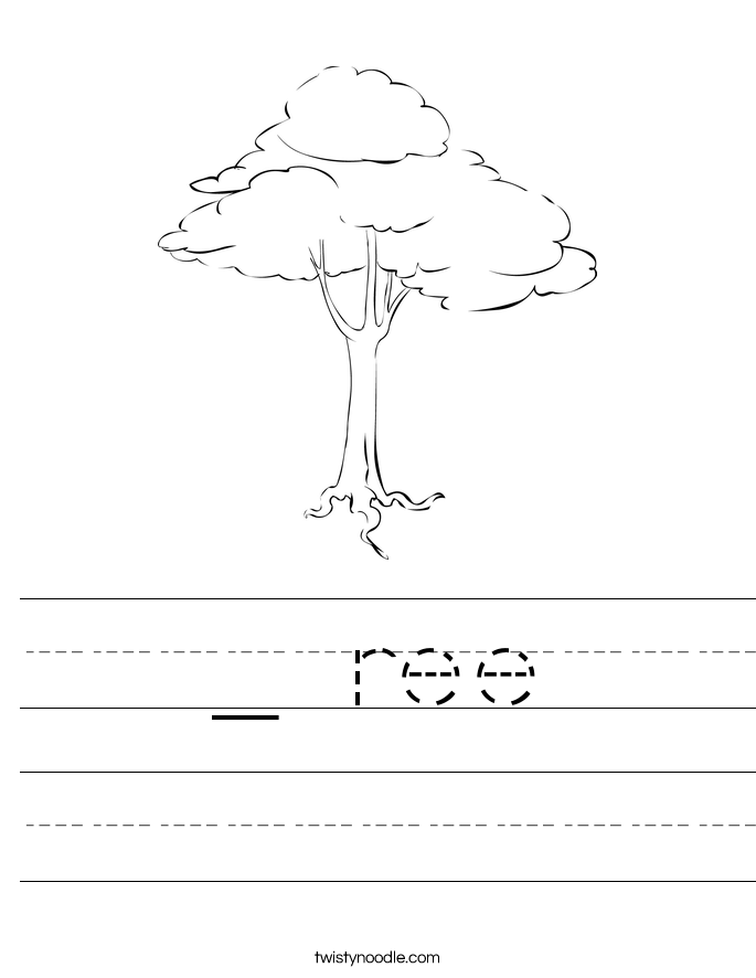 _ ree Worksheet
