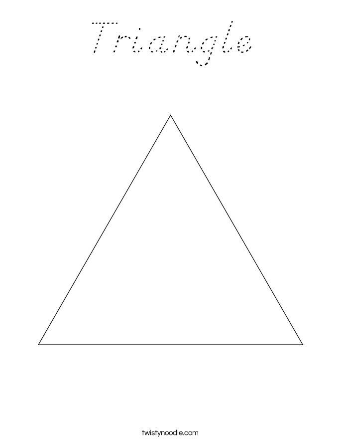 triangle coloring pages 28 images coloring pages for triangle