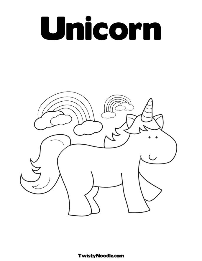 Cute Baby Unicorn Coloring Pages Coloring Pages