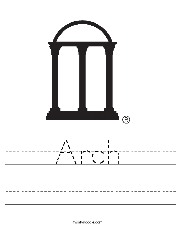Arch Worksheet