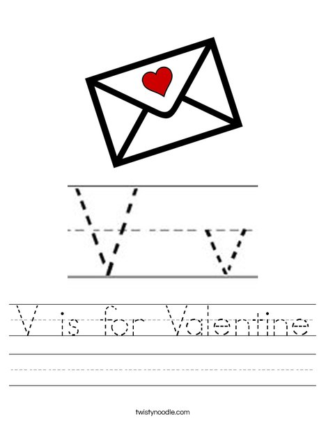 V is for Valentine - The Alphas