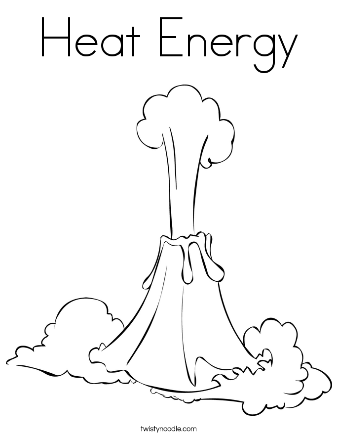 Forms of energy coloring pages