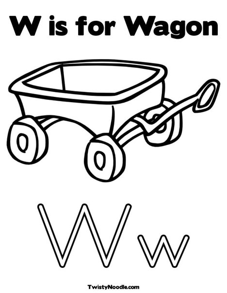 Wagons oregon trail coloring pages for Wagon coloring pages