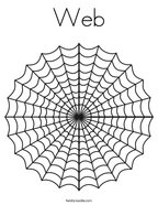 Web Coloring Page
