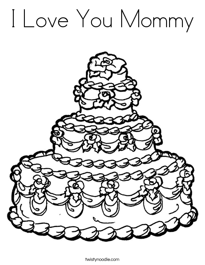 I love you mommy coloring page twisty noodle for I love usa coloring pages