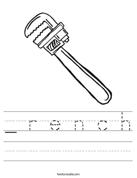 Wrench1 Worksheet