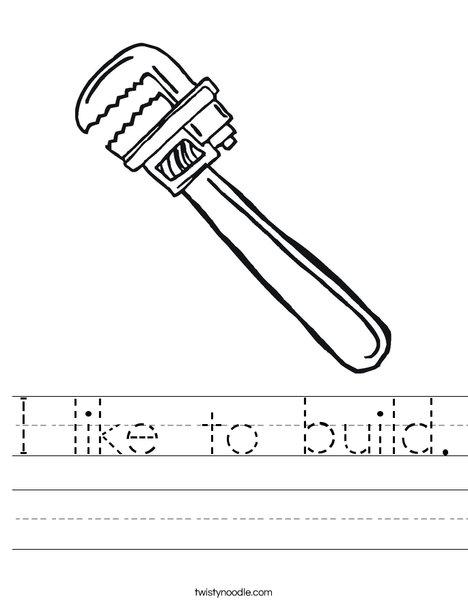Wrench1 Worksheet