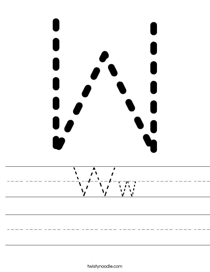 Ww Worksheet