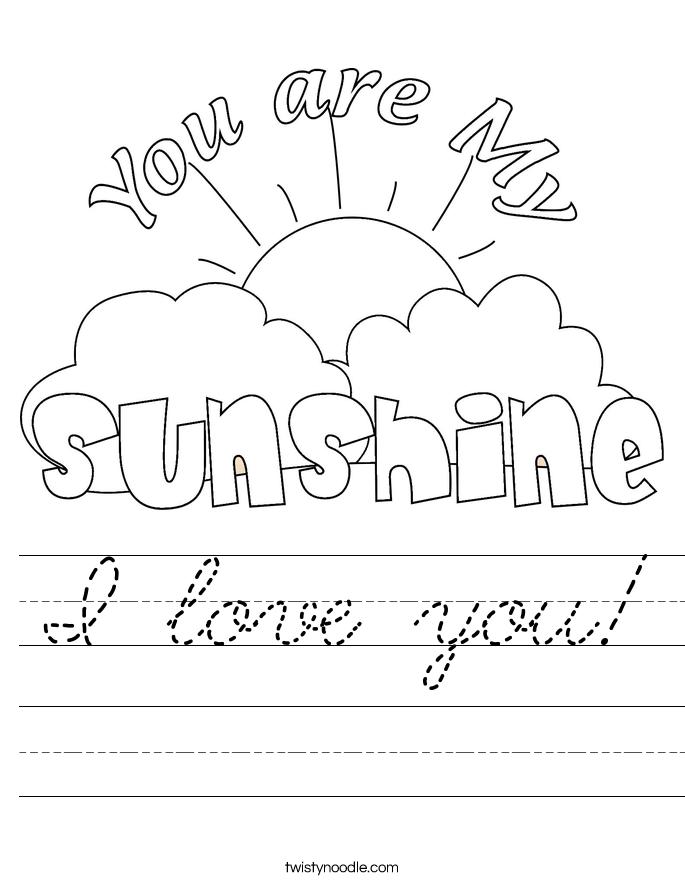 i love you in cursive font - photo #13